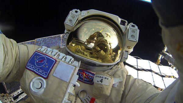 Cornichons aigres-doux et autres tentations des cosmonautes de l'ISS - Sputnik France