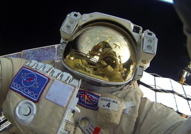 Cornichons aigres-doux et autres tentations des cosmonautes de l'ISS
