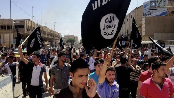 Sympathisants du groupe djihadiste Etat islamique (Daech) - Sputnik France