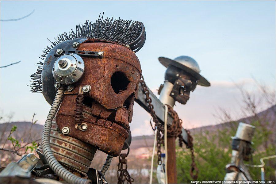 Les transformers russes.