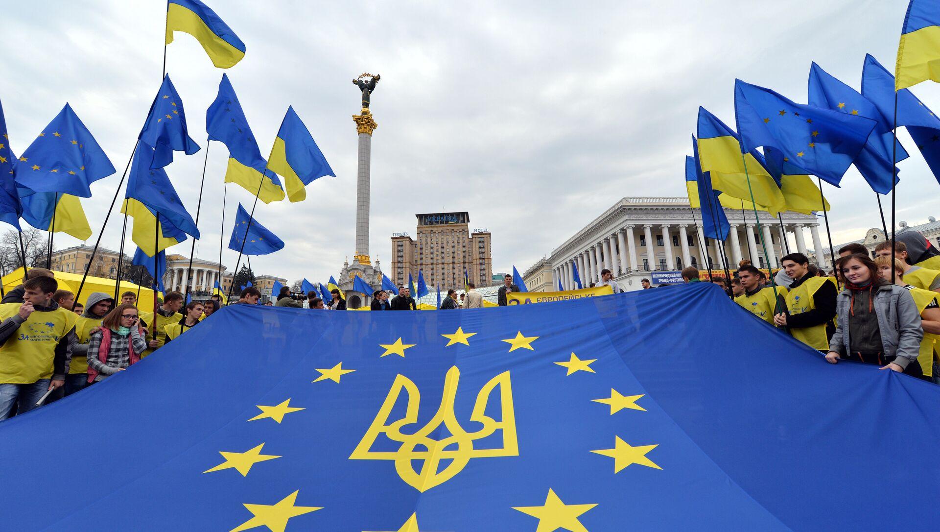 UE-Ukraine - Sputnik France, 1920, 11.09.2021