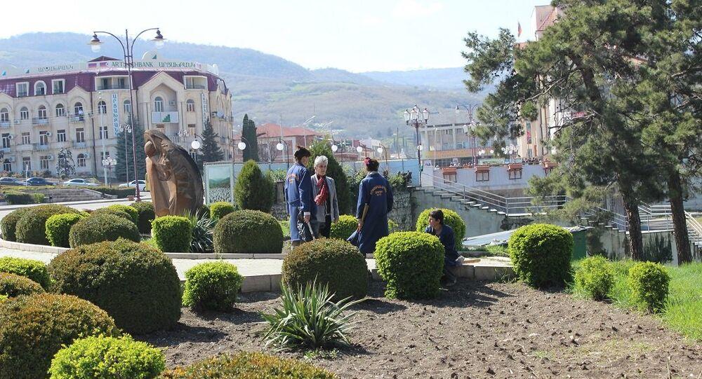 C'est le poids de la Russie qui apportera la paix dans le Haut-Karabakh