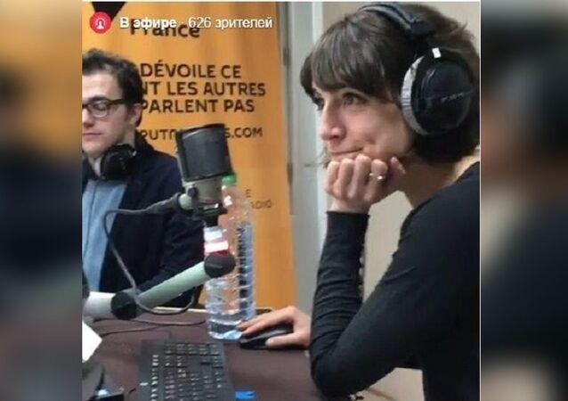 EN DIRECT Ecoutez Sputnik France et réagissez