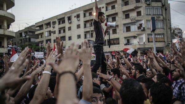 Egypte: 152 peines de prison pour avoir manifesté contre le pouvoir - Sputnik France