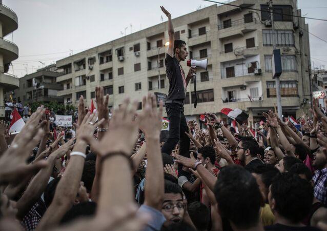 Egypte: 152 peines de prison pour avoir manifesté contre le pouvoir