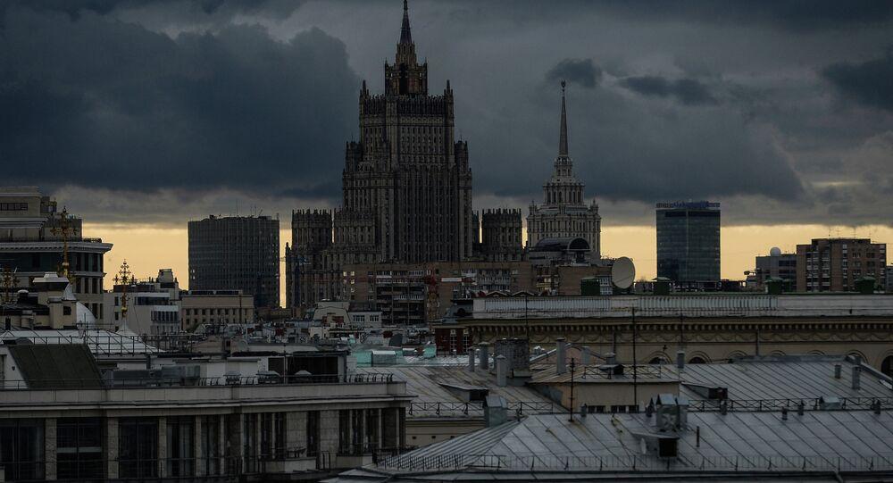 Moscou accuse Washington de vouloir détruire l'économie russe
