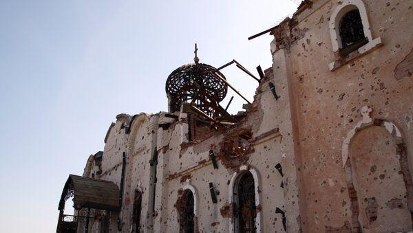 Donbass : le nombre de victimes bat un triste record - Sputnik France