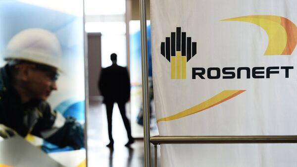 Le logo de Rosneft - Sputnik France