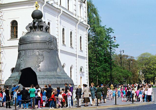 Le Tsar des cloches