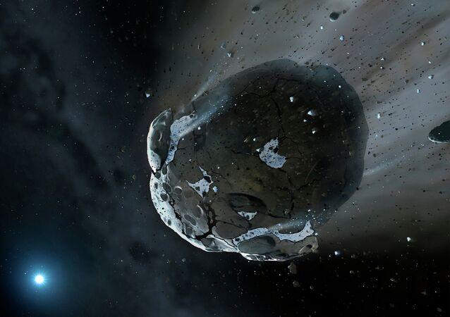 Le Luxembourg en route pour exploiter les ressources minières des astéroïdes