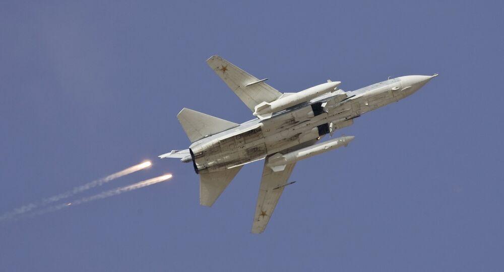Su-24, avion de chasse
