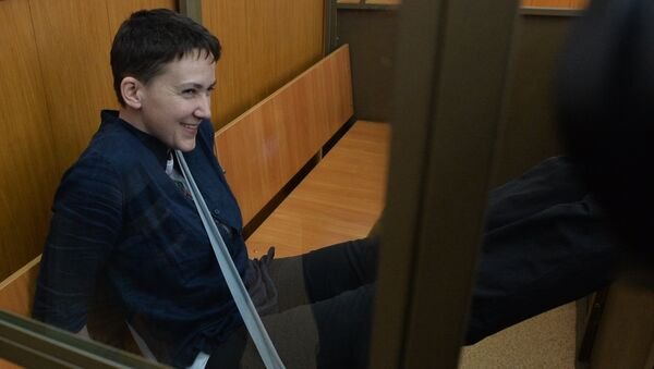 Moscou n'exclut pas d'échanger la pilote ukrainienne Savtchenko avec Kiev - Sputnik France