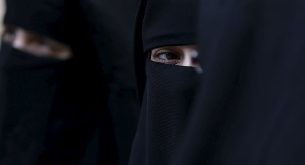 Des femmes palestiniennes