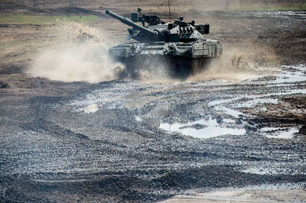 Le char volant T-80