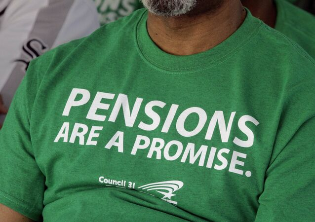 USA: les fonds de pension à court d'argent