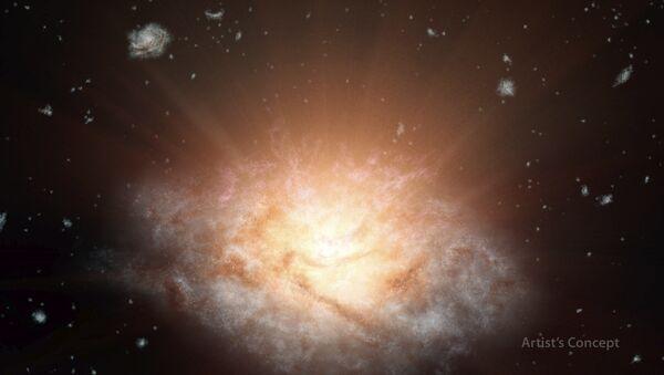 La mort de l'Univers enfin en vidéo! - Sputnik France