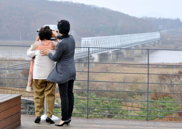 Zone démilitarisée entre les deux Corées