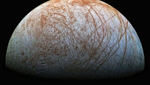 Europe, l'un des satellites de Jupiter - Sputnik France