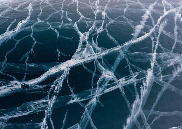 L'eau glacée