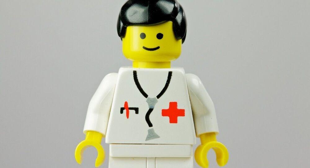 Médecin. Image d'illustration