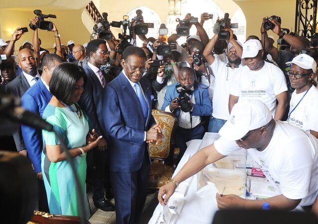Présidentielle en Guinée équatoriale