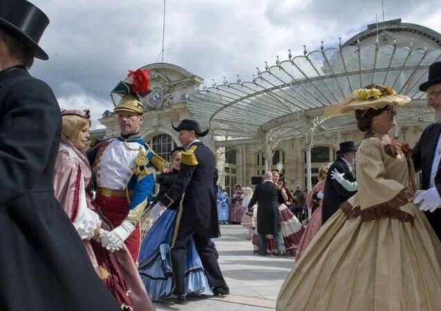 Un festival historique en hommage à Napoléon III à Vichy