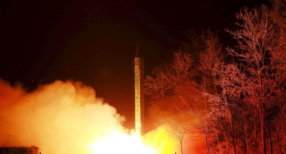 un missile (image d'illustration)