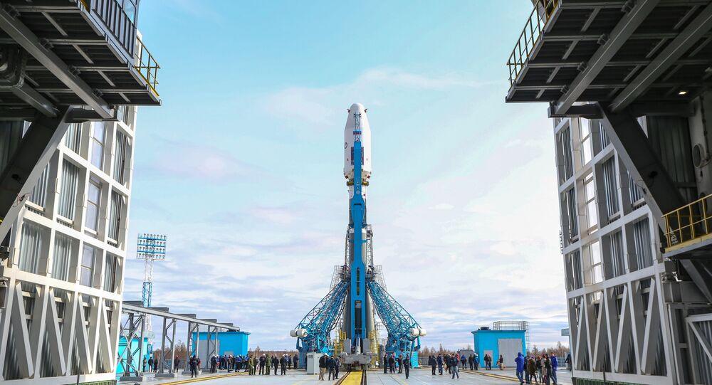 Le lanceur Soyouz-2.1a