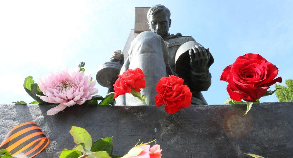 Mémorial soviétique (Treptower Park)