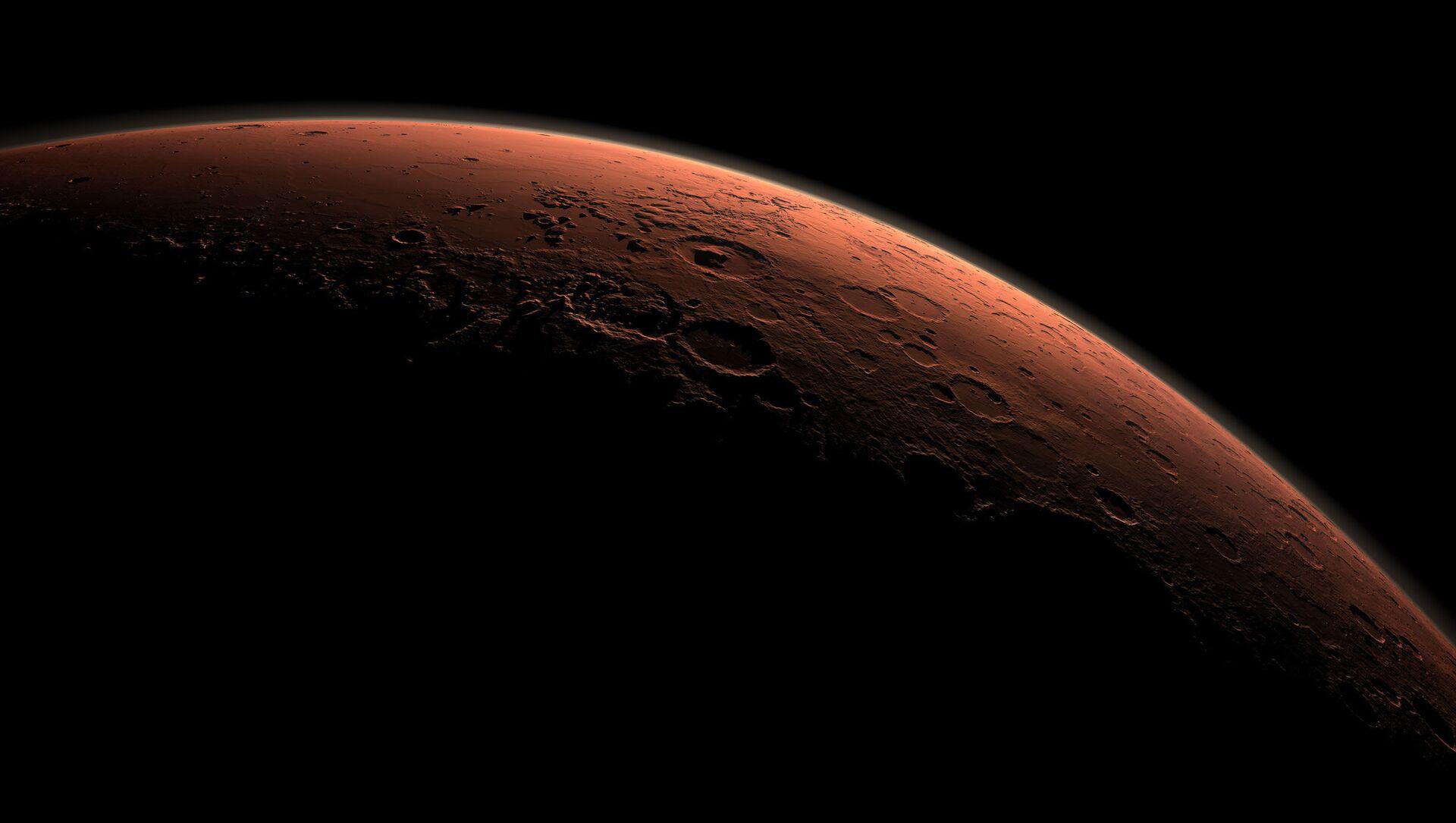 La planète rouge - Sputnik France, 1920, 13.03.2021