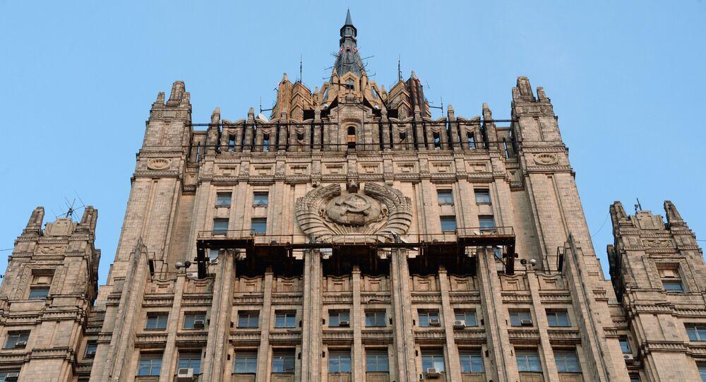 Ministère des Affaires étrangères de Russie