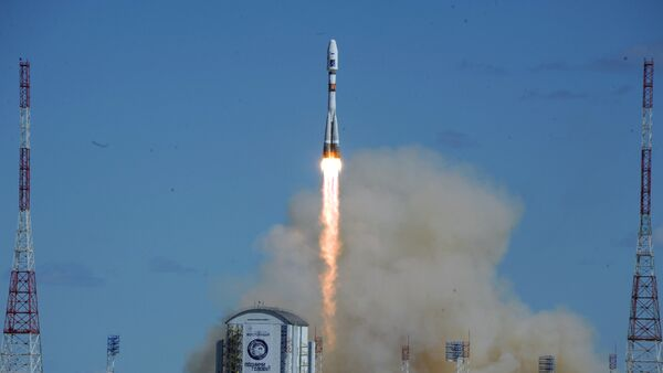 The first launch from the Vostochny space center - Sputnik France