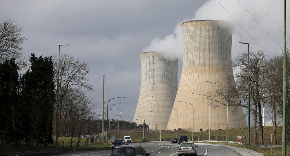 La centrale nucléaire belge de Tihange