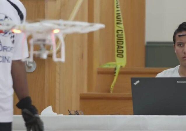 Les drones guidés par la pensée sont désormais réalité (vidéo)