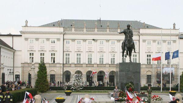 Президентский дворец в Варшаве - Sputnik France