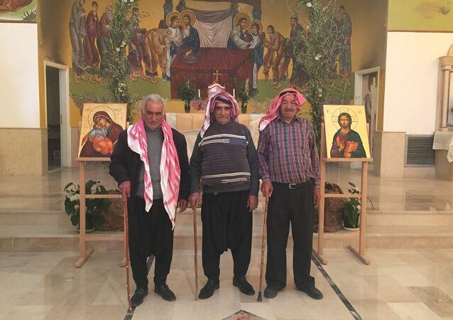 Maaloula: le cœur araméen de la Syrie