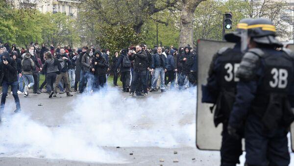 Manifestations à Paris - Sputnik France