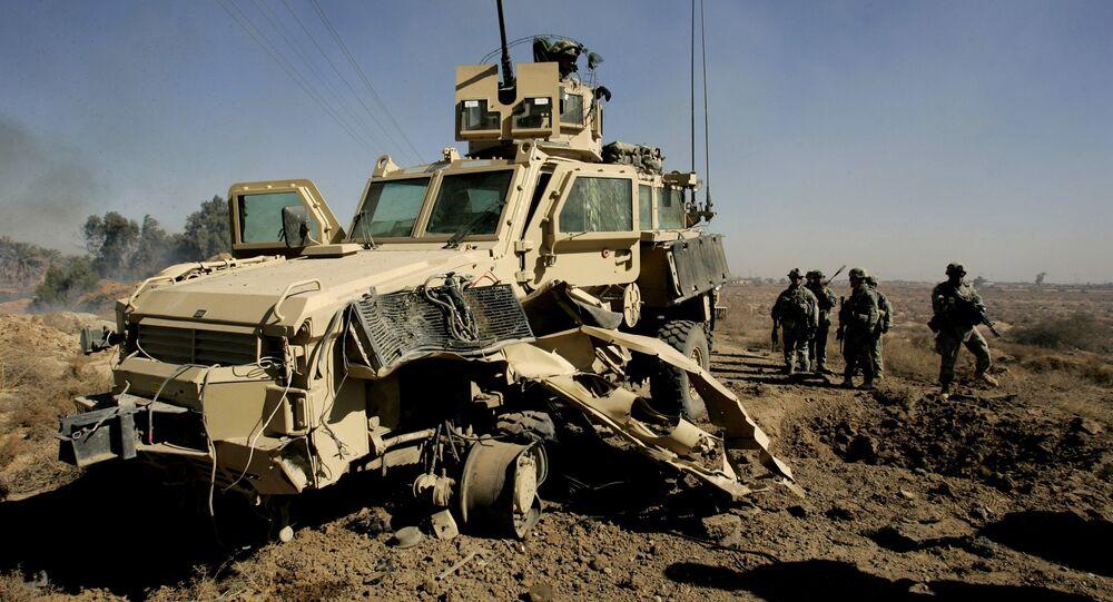 Irak, image d'illustration