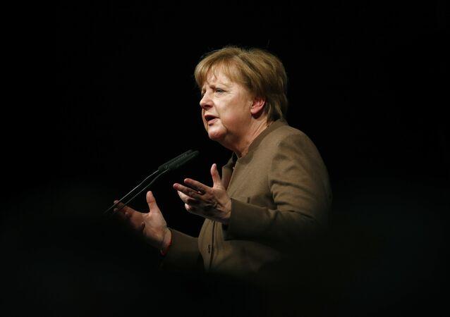 Administration Merkel: le G8 est enfoui dans le passé à jamais