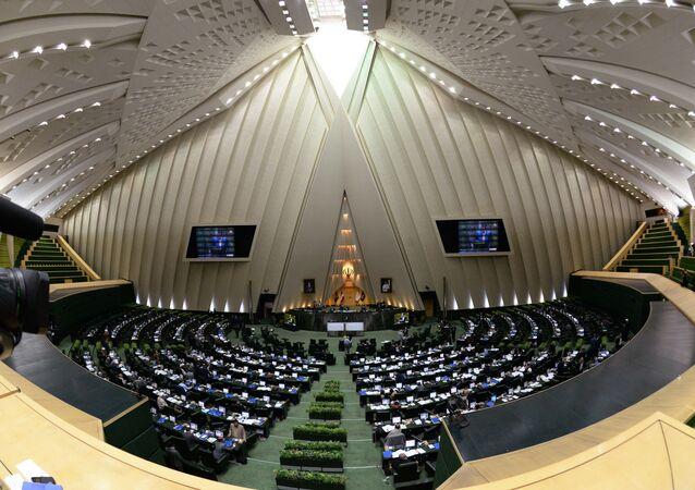 Le Parlement iranien