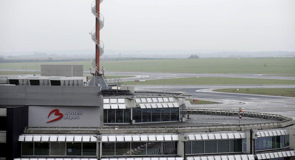 Aéroport Bruxelles-Zaventem