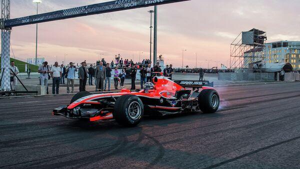 Le circuit de Formule 1 à Sotchi - Sputnik France