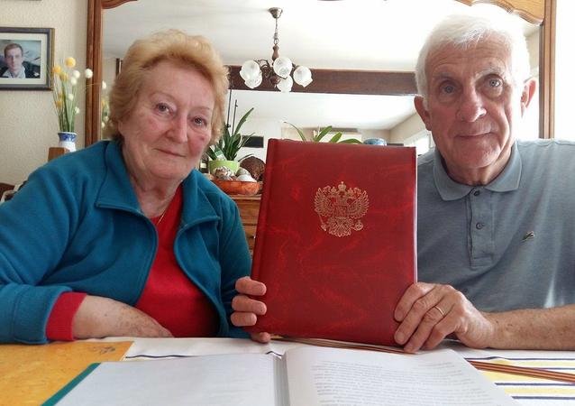 """""""Transsibirskaïa Maguéstral"""" ou lorsqu'on reçoit chez soi une invitation personnelle de Vladimir Poutine"""