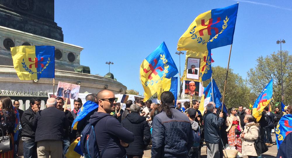 Mouvement pour l'Autodétermination de la Kabylie (MAK)