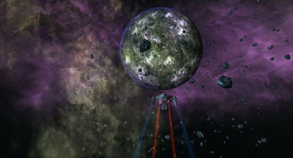 Une planète potentiellement habitable