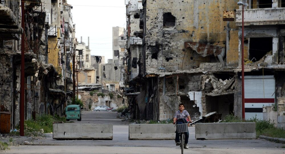 Situation en Syrie