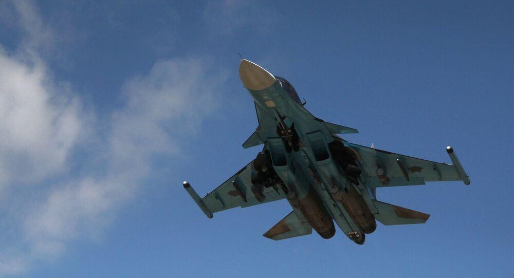 Les avions russes ont effectué 87 sorties contre Daech en Syrie