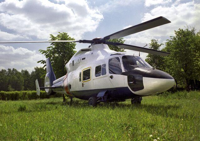 Le Kamov-62, hélicoptère russe dernier cri