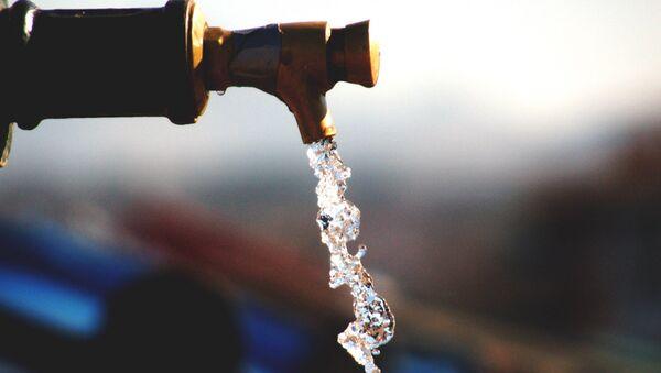 Un robinet. Image d'illustration - Sputnik France