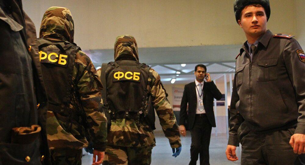 Des agents du FSB